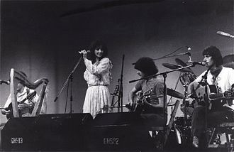 Clannad - Clannad in 1982 at the Leeds Folk Festival