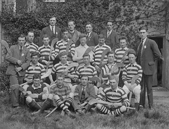 Clare GAA - Early Clare hurling team