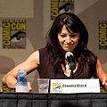 Claudia Black San Diego ComicCon 2009 (cropped).jpg