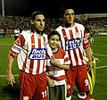 Claudio Guerra y Nicolas Diez Club Atletico Union de Santa Fe 82.jpg