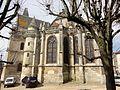 Clermont (60), église Saint-Samson, chevet, vue depuis l'est.jpg