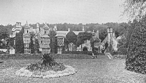 Clevedon Court - Clevedon Court in the early 20th century