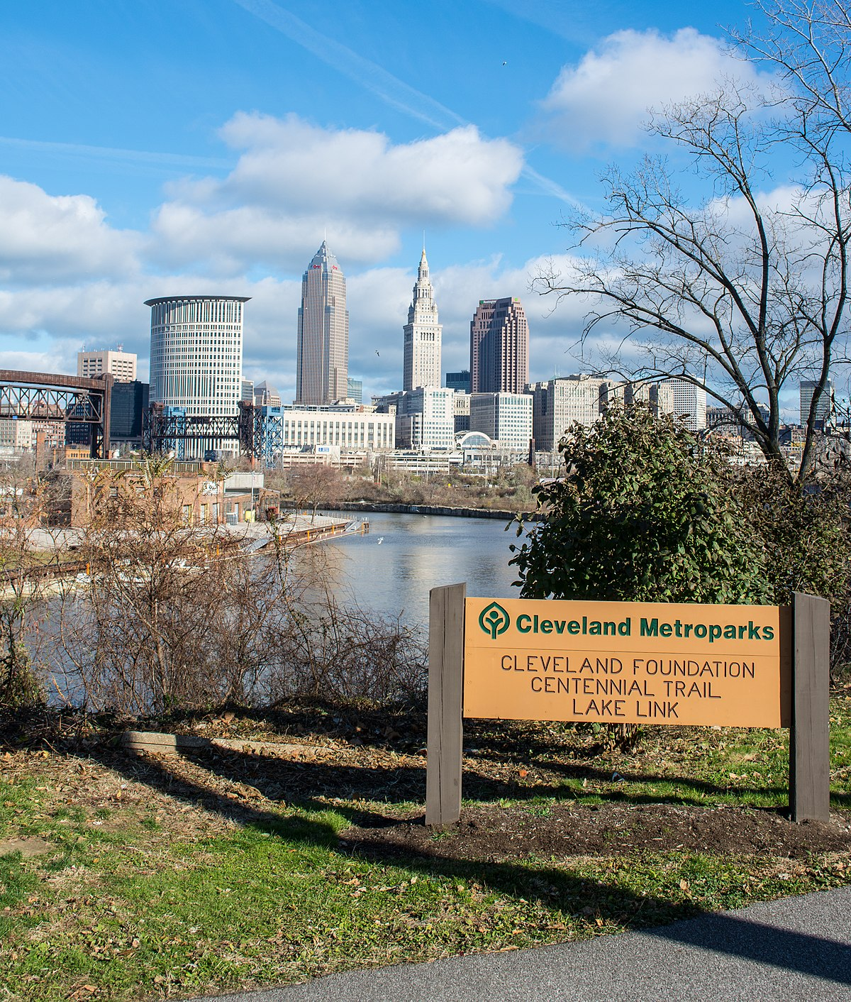 Cleveland foundation centennial lake link trail wikipedia publicscrutiny Gallery