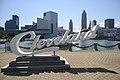 Cleveland Sign at Voinovich Park (36688103026).jpg