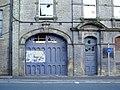 Clifton Mills, Bailiff Bridge, Gate and doorway - geograph.org.uk - 1024266.jpg