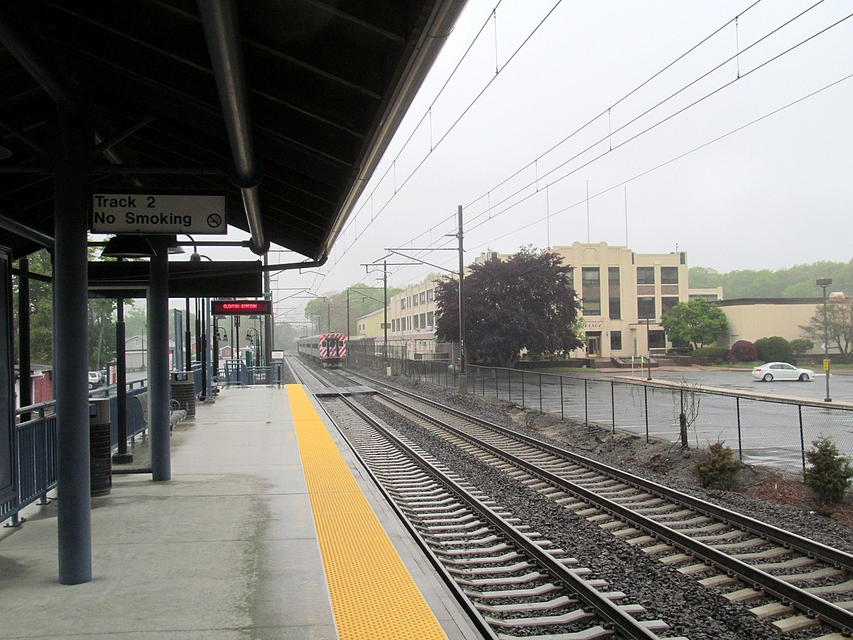 Clinton station (Connecticut) - Wikipedia