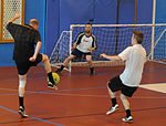 Close call as CE holds on to retain soccer championship 140506-F-RG777-016.jpg