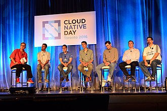 Linux Foundation - CloudNativeDay 2016