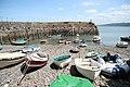 Clovelly Harbour - geograph.org.uk - 875892.jpg