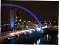 Clyde Arc, Glasgow - geograph.org.uk - 558469.jpg