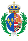 CoA of Marie Therese of Austria.png