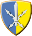 Coat of Arms Italian Army Electronic Warfare Brigade.png