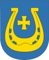 Coat of arms of Kruhlajes rajons