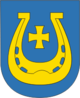 Coat of Arms of Kruhłaje, Belarus.png