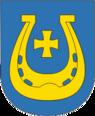 Coat of Arms of Kruhłaje, Belarus.png