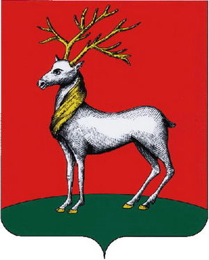 Rostovsky District - Image: Coat of Arms of Rostov District