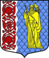 Coat of arms of Slancu rajons