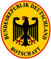 Coat of arms of German Foreign Missions.png