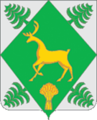 Coat of arms of Lazo raion (Khabarovsk krai).png