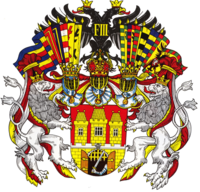 Coat of arms of Prague in Austria.png