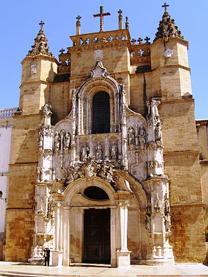 Music history of Portugal - The Santa Cruz Monastery