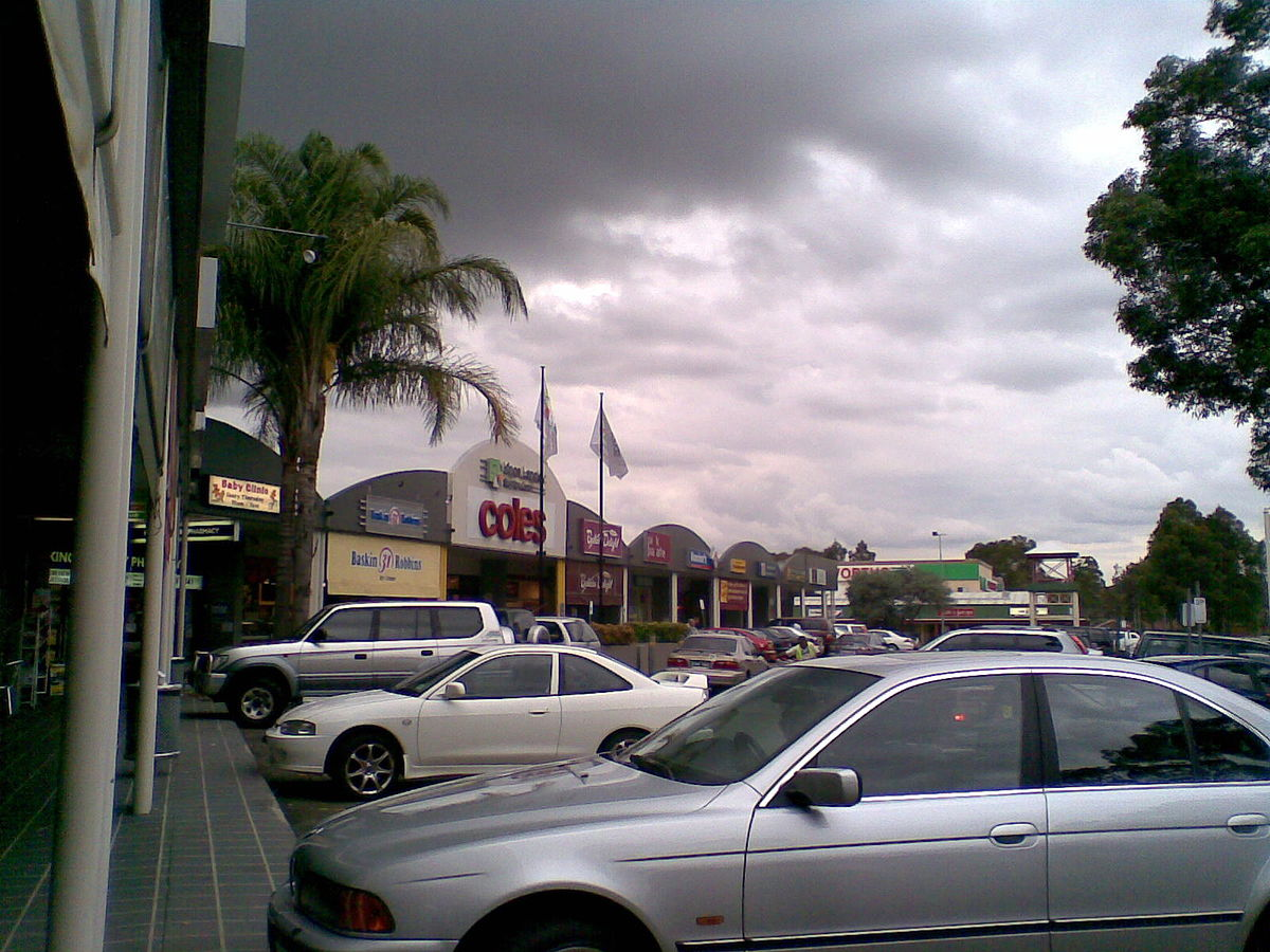Kings Langley, New South Wales - Wikipedia