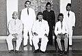 Collectie NMvWereldculturen, TM-60042248, Foto- De delegatie van Madura tijdens een Federale conferentie voor een Federaal Indonesie, Batavia, 14 juni 1948, 1948.jpg