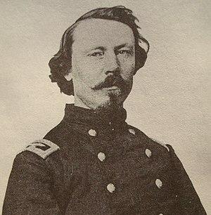 Patrick E. Burke - Colonel Patrick Emmet Burke