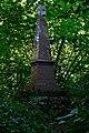 Colston obelisk in Copley Woods Somerset.jpg