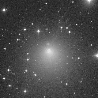 Comet Encke Periodic comet with 3 year orbit