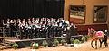Concert pour le Gala du Cadre Noir de Saumur.JPG