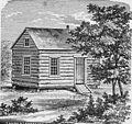 Concordia Seminary Perry County Missouri 1839 Cabin.jpg
