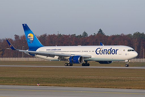 Condor, Boeing 767-300, D-ABUK (15842777174)