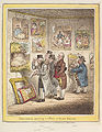 Connoisseurs examining a collection of George Moreland's by James Gillray.jpg