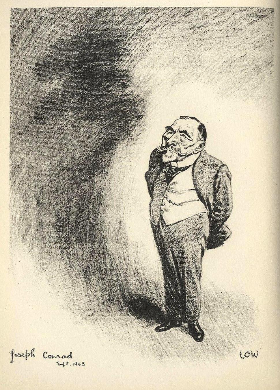 Conrad Low 1923