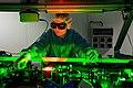 Construction du laser Apollon grand projet scientifique qui implique plusieurs laboratoires de l'Ecole Polytechnique (le LULI, LSI, LOA et LLR) (21647792769).jpg