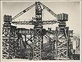 Construction of Span Six of the Sydney Harbour Bridge, 1927 (8282711557).jpg