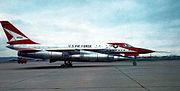 Convair YB-58A-1-CF Hustler 55-661