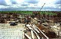 Convention Centre Complex Under Construction - Science City - Calcutta 1994-10-07 1060.JPG