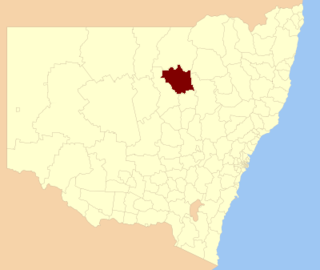 Coonamble Shire Local government area in New South Wales, Australia