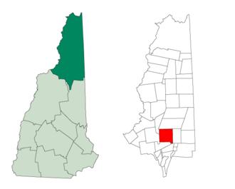 Randolph, New Hampshire - Image: Coos Randolph NH