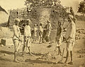 Copper and iron mining scene at Alwar, Rajasthan - 1873.jpg