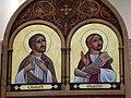 Coptic Orthodox Church of Saint George, Stevenage, icons (21263729576).jpg