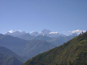 Cordillera Huayhuash - Image: Cordillera Huayhuash 02359
