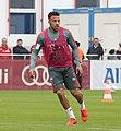 Corentin Tolisso Training 2019-04-10 FC Bayern Muenchen-4.jpg