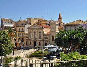 Elena D'Angri - Image: Corfu Catholic Cathedral R01