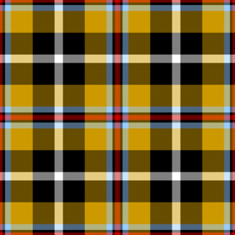 Cornish kilts and tartans - Cornwall's national tartan