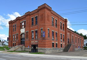 Corry, Pennsylvania - Corry Armory