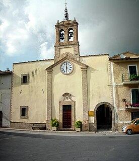 Costano Frazione in Umbria, Italy