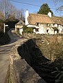Cottage, Combe Bridge - geograph.org.uk - 1183863.jpg